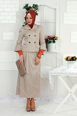 Tunik Modelleri | Resimlerle Tesettür Giyim Modelleri ve