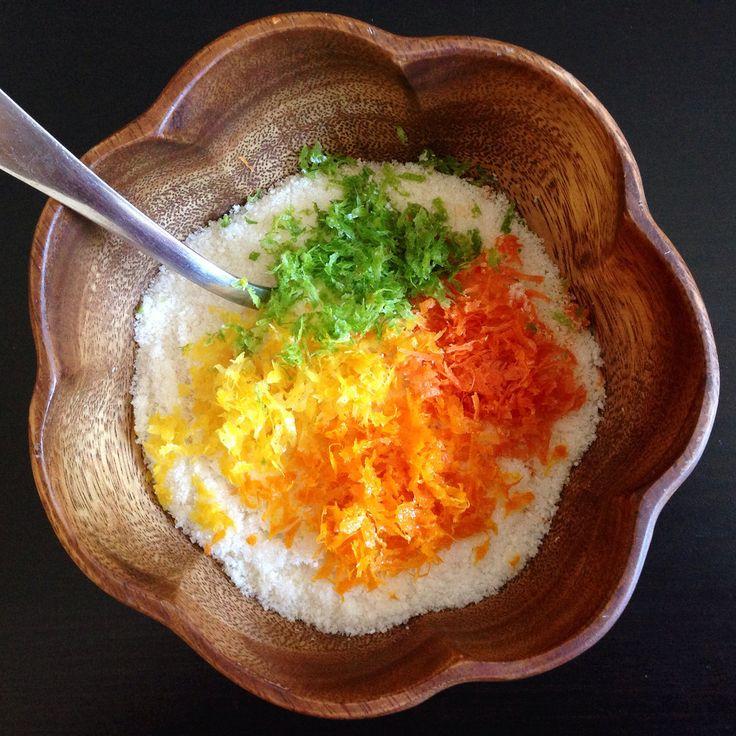 citrus cured salmon | Food | Pinterest