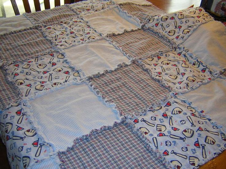Very Easy Baby Blanket quilting/sewing Pinterest
