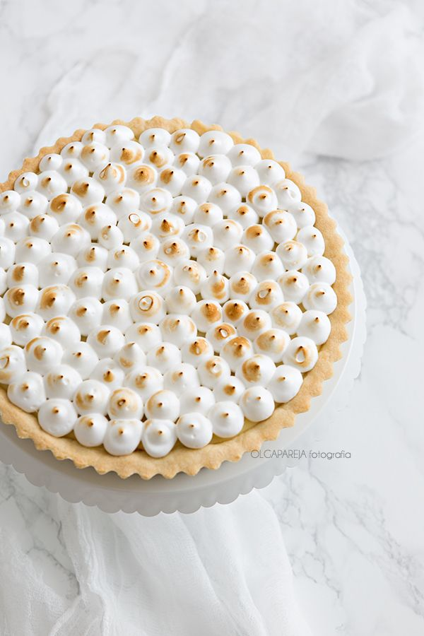lemon curd pie with italian meringue | Mmmh | Pinterest