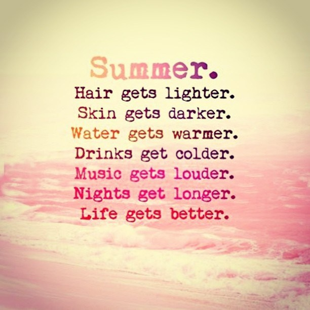 Cant wait for summer  Words to Live By  Pinterest