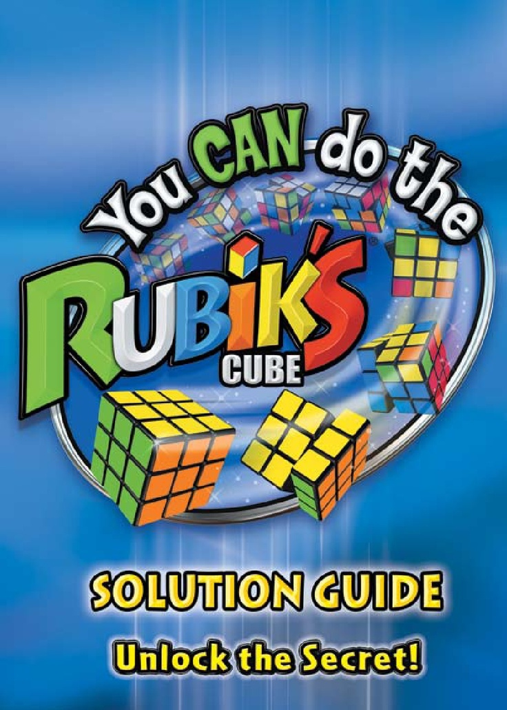 how to solve a rubix cube step by step instructions