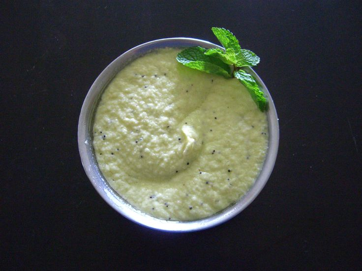 Raw Mango Chutney | East indian | Pinterest