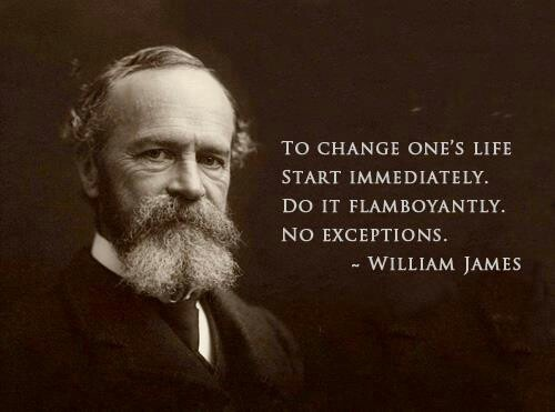 "attention william james To quote the father of american psychology, william james: ""the faculty of  voluntarily bringing back a wandering attention, over and over again."