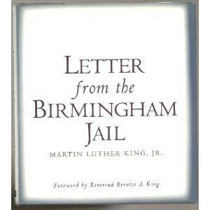 Martin Luther King Letter From Birmingham Jail