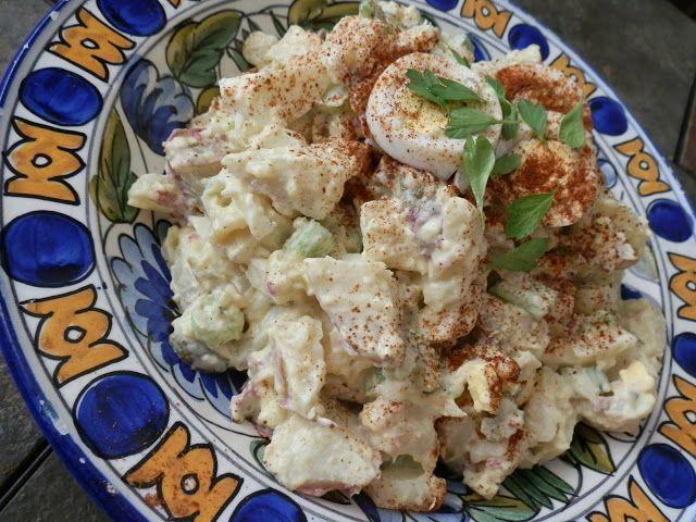 More like this: potato salad , potatoes and salad .