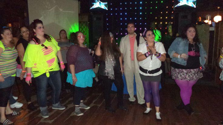 BBW & BHM Club Plush Tampa 80s Party 1.18.14