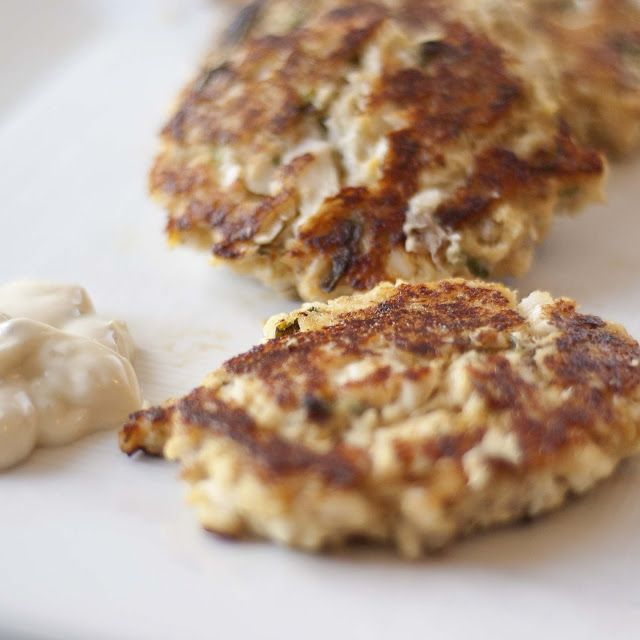 lemon and parsley fish cakes | glorious seafood | Pinterest