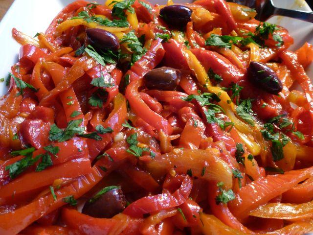 Peperonata (Italian Stewed Peppers)   Favorite Recipes   Pinterest