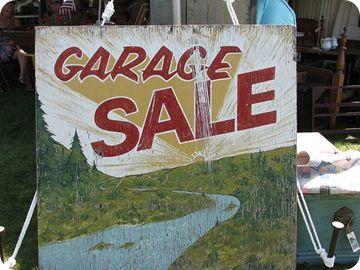 Garage Sale tips | Garage Sale Fun | Pinterest