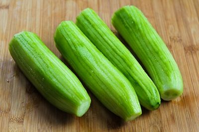 Recipe for Al's Famous Hungarian Cucumber Salad [from Kalyn's Kitchen]