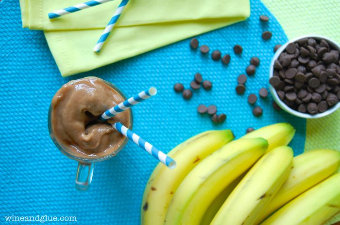 Skinny Mexican Frozen Hot Chocolate that is easy to make, delicious ...