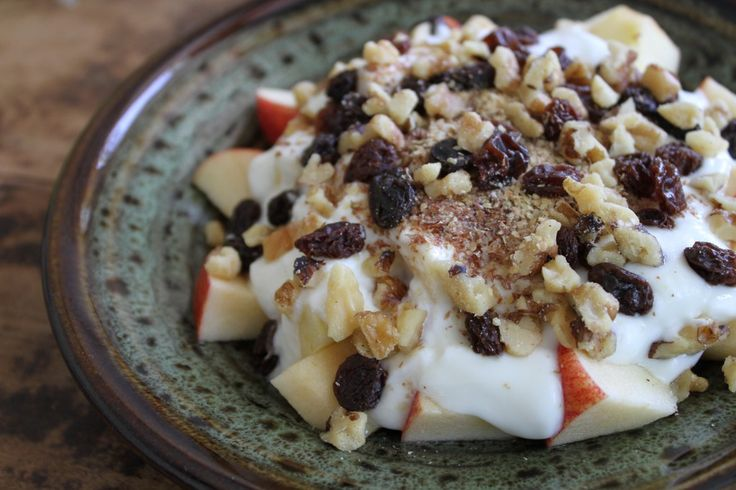 Banana Yogurt Salad Recipe — Dishmaps