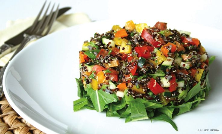 Full Spectrum Veggie Salad Recipes — Dishmaps