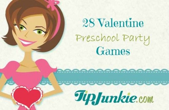valentine day party games for second graders
