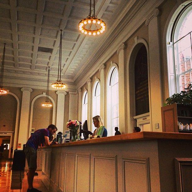 Alderman Library | UVA | Pinterest