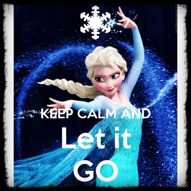 Frozen Elsa Let It Go