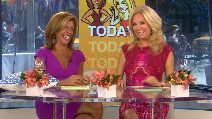 Check out Kathie Lee and Hoda's Favorite Things: Lipgloss and decorative pillow