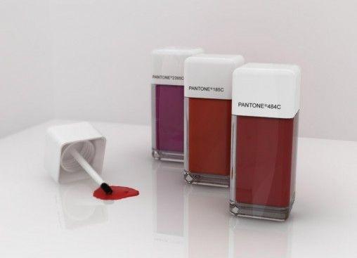 Pantone nail polish