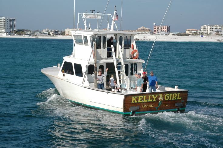 Deep sea fishing for Deep sea fishing boat