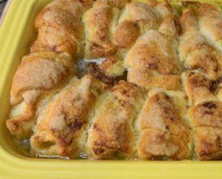 Aunt Nubby's Kitchen: Apple Dumplings   Desserts   Pinterest