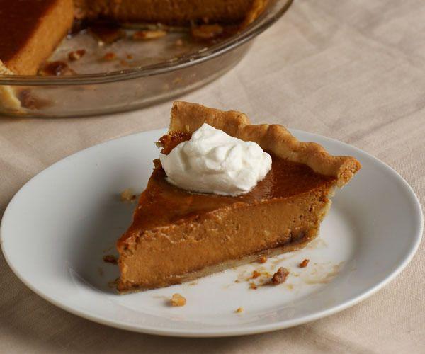 Pumpkin Praline Pie by Fine Cooking | ~desserts, cakes & baking~ | Pi ...