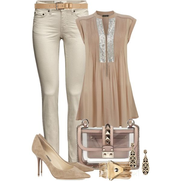 Nudist, created by fiery555 on Polyvore