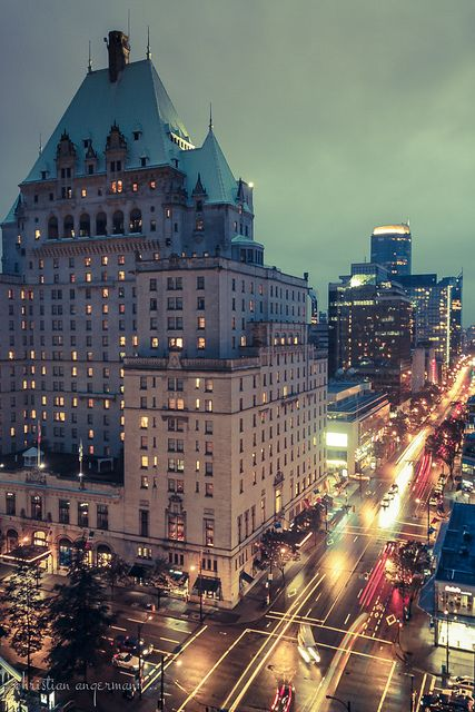#Vancouver, Canada (the city scores an overall rating of 97.3 out of 100)