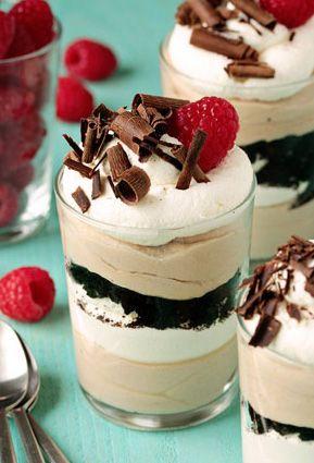 Easy Tiramisu Trifles | Recipe