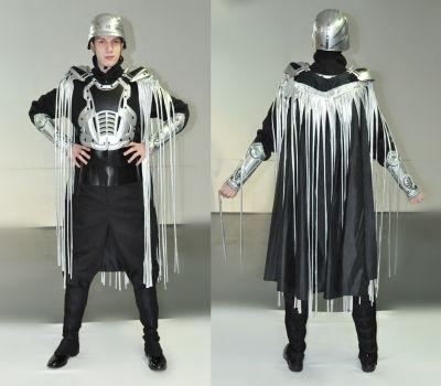 Как сделать костюм с гаджетами