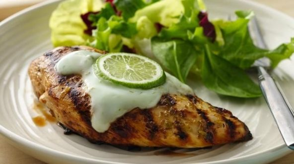 Grilled Margarita Chicken | Grilling/Camping | Pinterest
