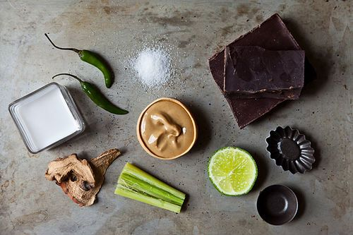 Thai Peanut Butter Cups - Infuse coconut milk with all your favorite ...