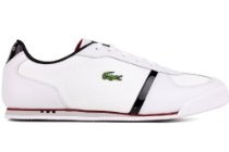 Lacoste Men s Aleron Cre Spm Fashion Lace up Sneakers