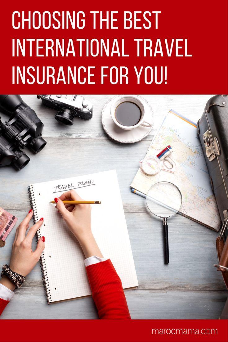International Travel Insurance Quotes Managementdynamicsfo