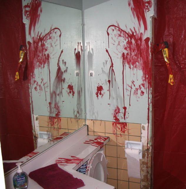 halloween bathroom decor google search halloween pinterest