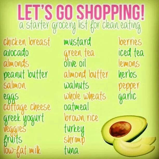 Clean eating | Better health | Pinterest