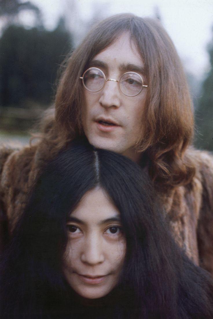 John, Yoko