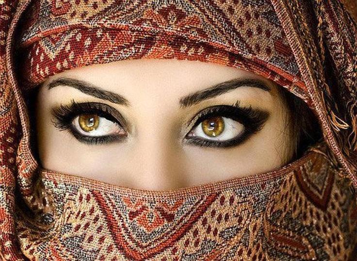 Wow! Amazing eyes!