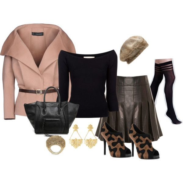 """Brisk Date Night"" by dologem on Polyvore"