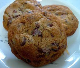 SWEET AS SUGAR COOKIES: Joanne Chang's Chocolate Chip Cookies