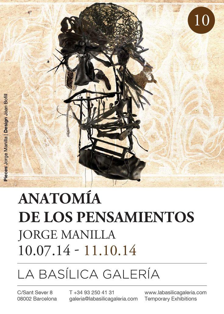OFF JOYA - EXHIBITIONS -   LA BASÍLICA - Anatomia - Jorge Manilla