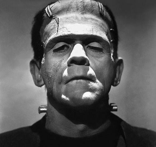 frankenstein's monster essays