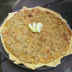 ... Bread Pudding Apple Pie Recipe | Food...Pie & Ice Creams | Pinterest