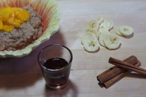 "Leftover Rice"" Breakfast Porridge   My Bonzai   Pinterest"