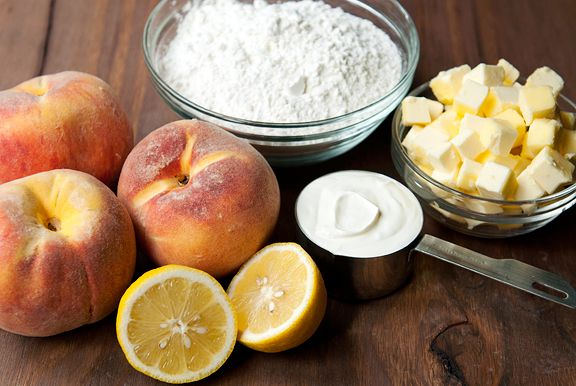 Bourbon Peach Hand Pies - yum! | Desserts | Pinterest