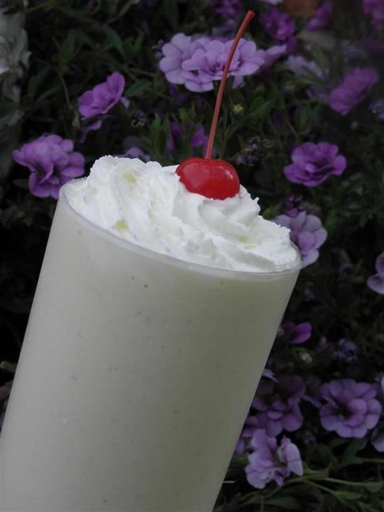 Banana Pudding Milkshake | Cheers! | Pinterest