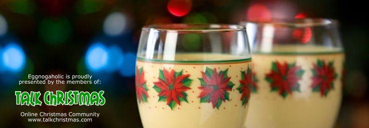 Egg Nog for Christmas Eve | Holiday Meals | Pinterest