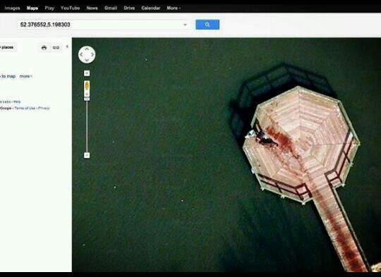 Type  Into Google Maps And A Picture Of