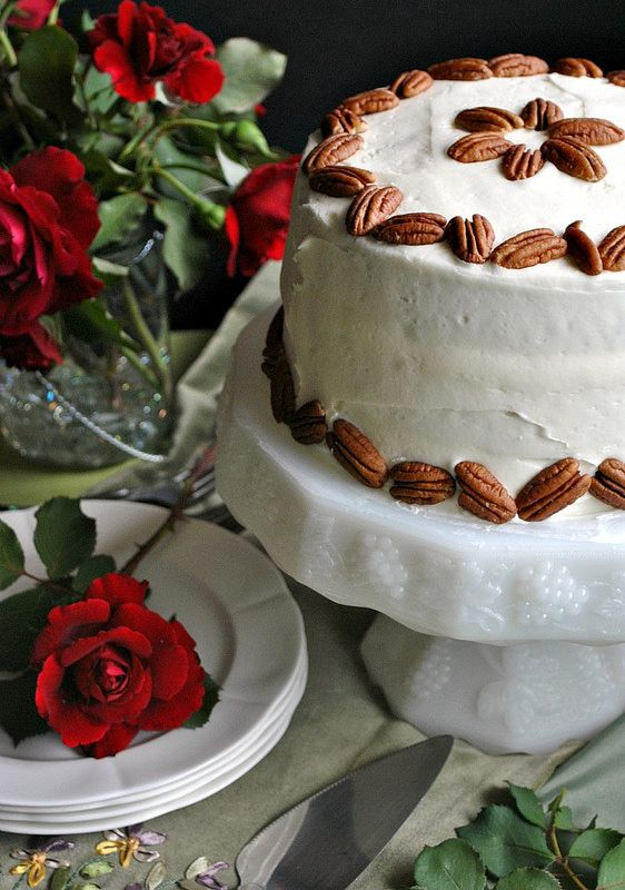 Incredibly Delicious Italian Cream Cake Recipes — Dishmaps