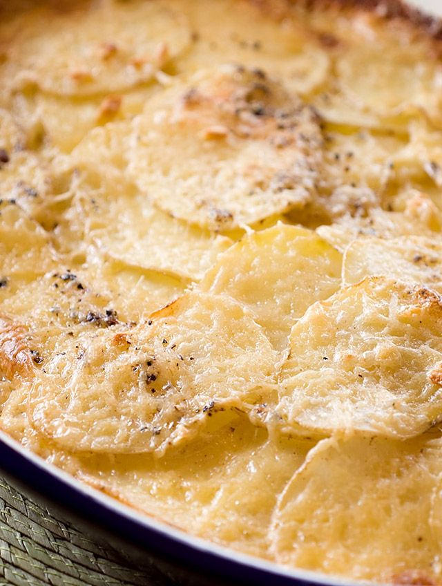 Scalloped Potatoes | Potatoes | Pinterest